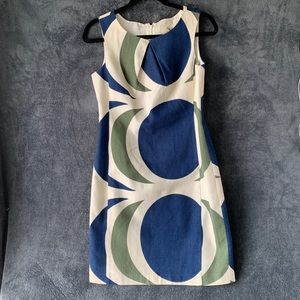 Anthropologie Tabitha Mod Dress
